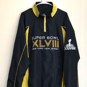 Official Super Bowl XLIII Lightweight Jacket L